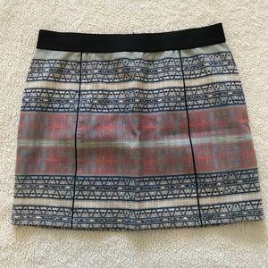 Forever 21 - Tribal mini skirt